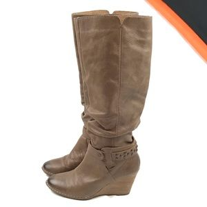 Sofft Ariana Slouch Boots Size 8